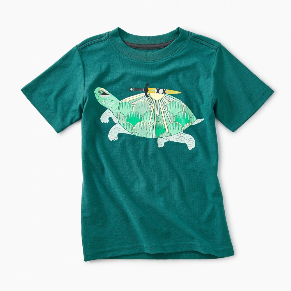 Thailan Turtle Graphic Tee