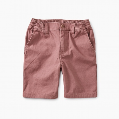 Canvas Travel Shorts