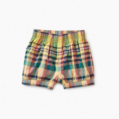Madras Bubble Shorts