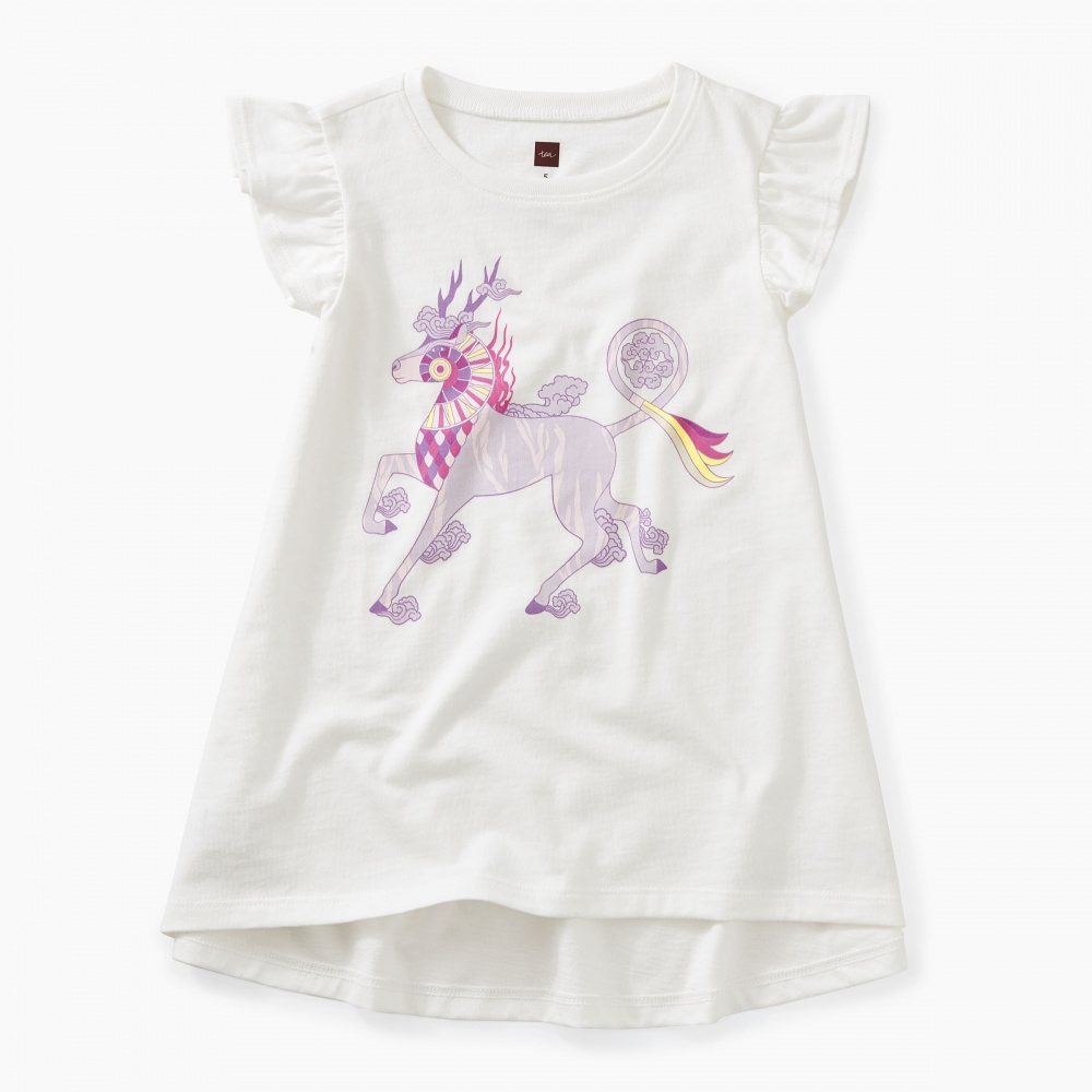 Thailan Unicorn Twirl Top