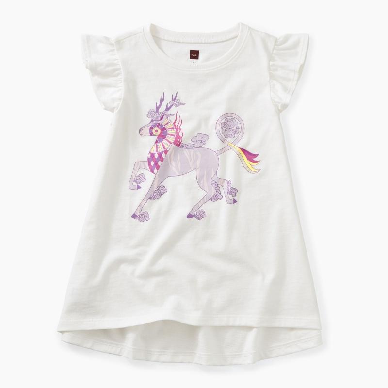 Thailan Unicorn Twirl Top