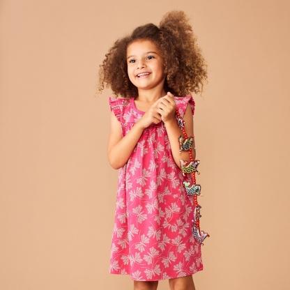 Printed Mighty Mini Dress