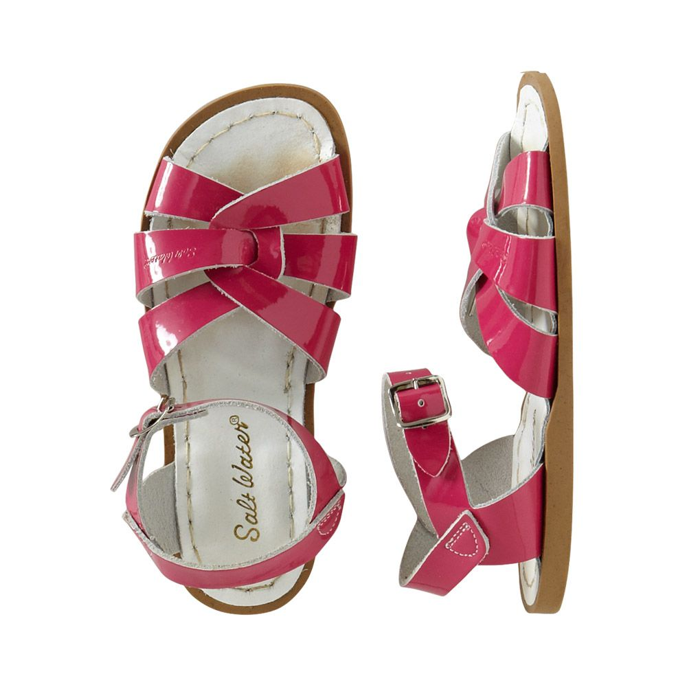 8aa23588c0bb Saltwater Little Girls Sandals   More