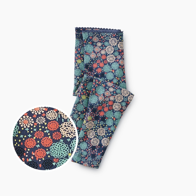 Ditsy Floral Baby Leggings
