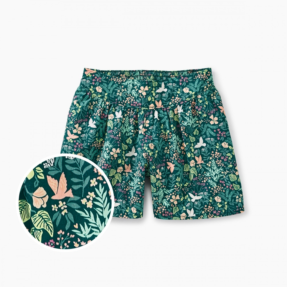 Birds 'n Blooms Culottes