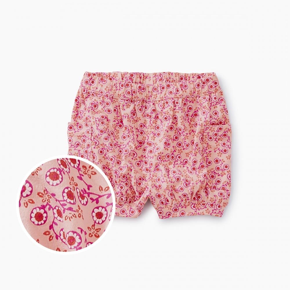 Printed Easy Pocket Shorts