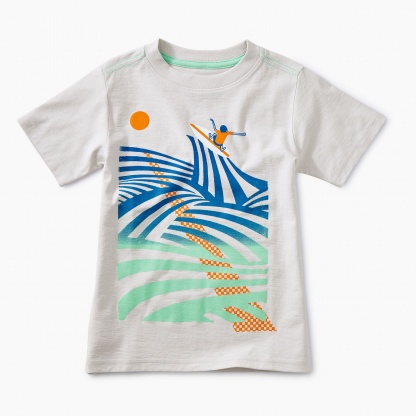 Cutback Graphic Tee