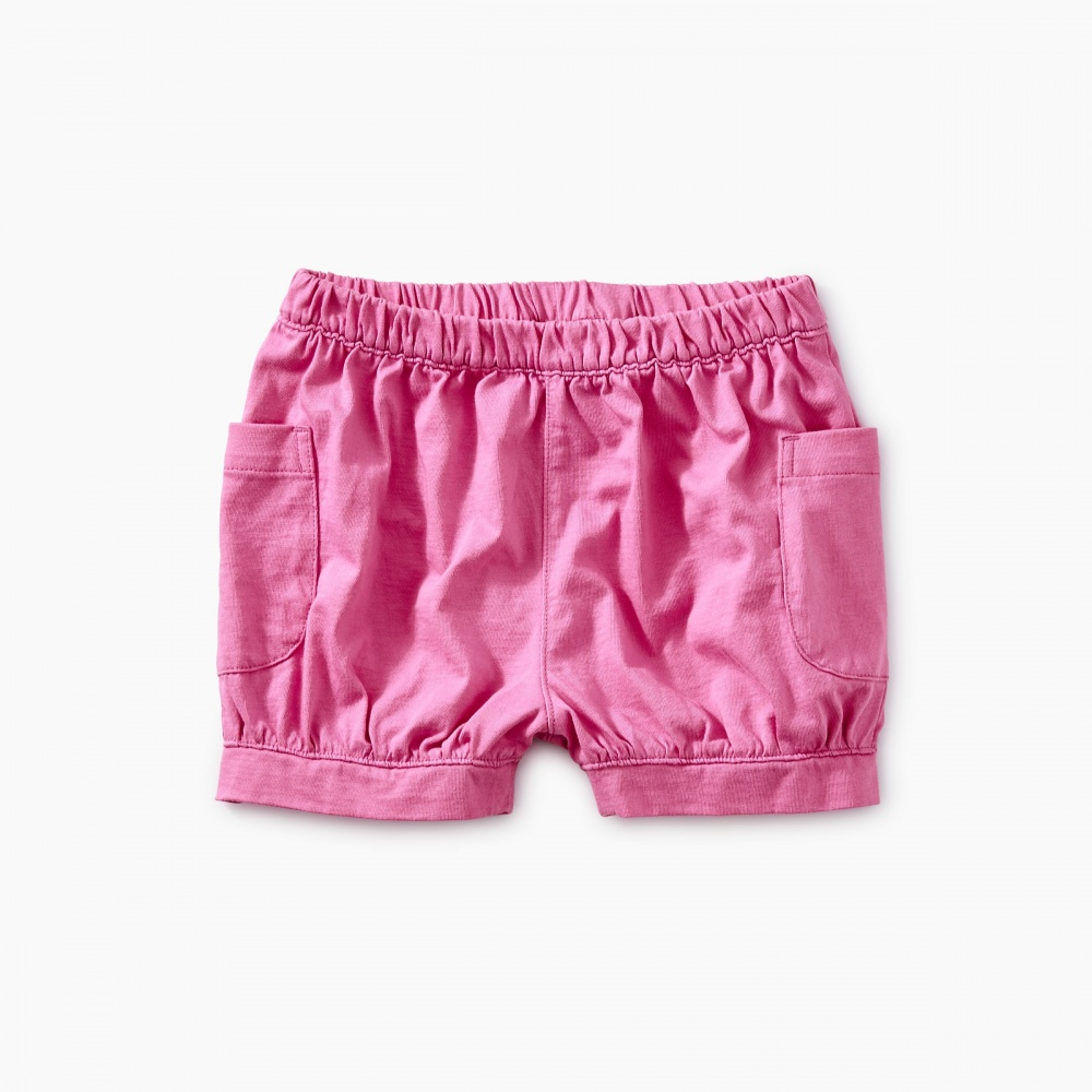Solid Easy Pocket Shorts