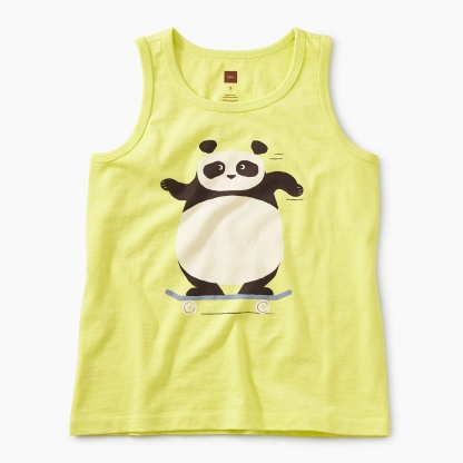 Panda Graphic Tank