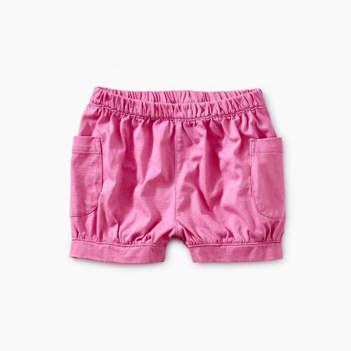 Solid Easy Pocket Shorts