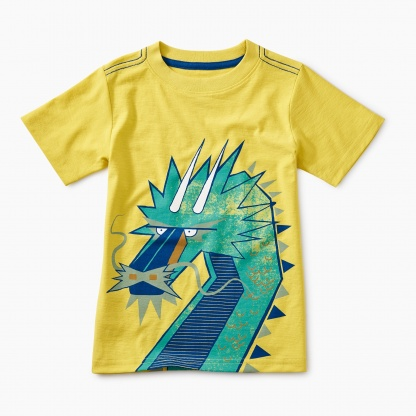 Tiptop Dragon Graphic Tee