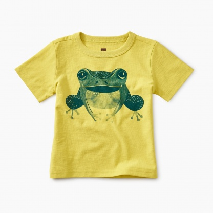 Growling Grass Frog Graphic Tee