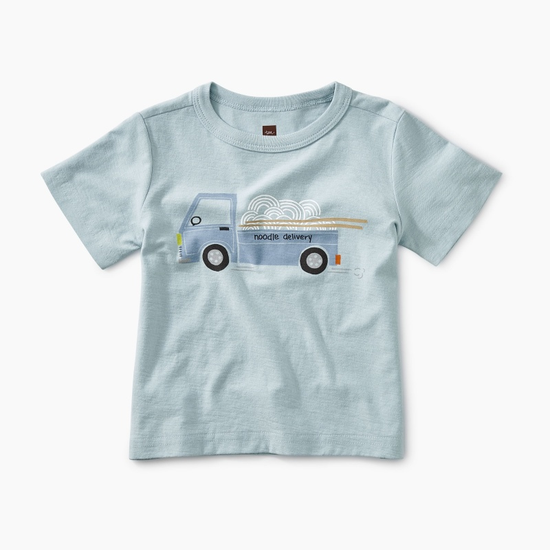 Noodle Truck Baby Graphic Tee