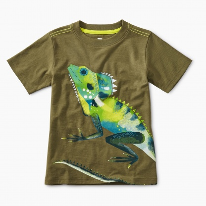 Forest Dragon Graphic Tee
