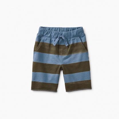 Patterned Cruiser Baby Shorts