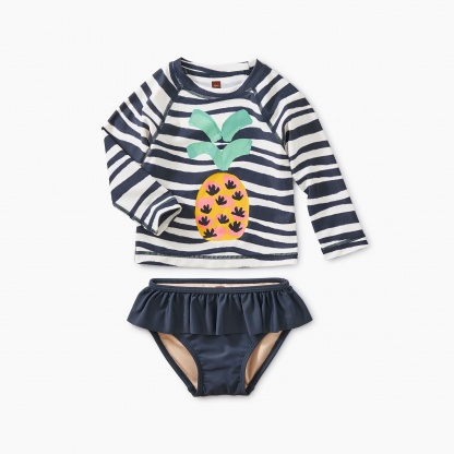 e2d2532278 Baby Girl Swimwear & Baby Girl Swimsuits | Tea Collection