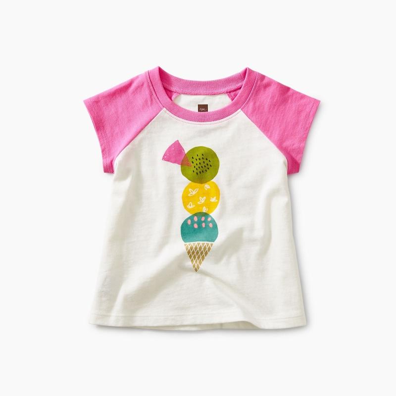 Triple Treat Baby Graphic Tee