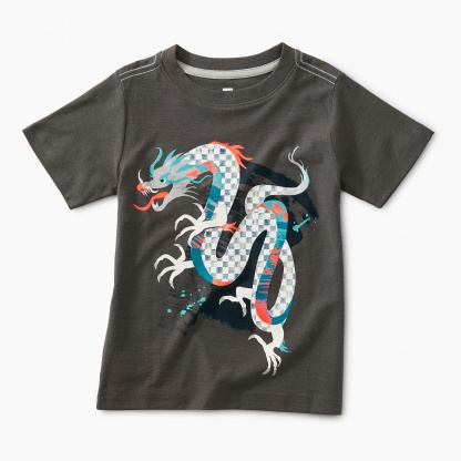 Chinese Dragon Graphic Tee