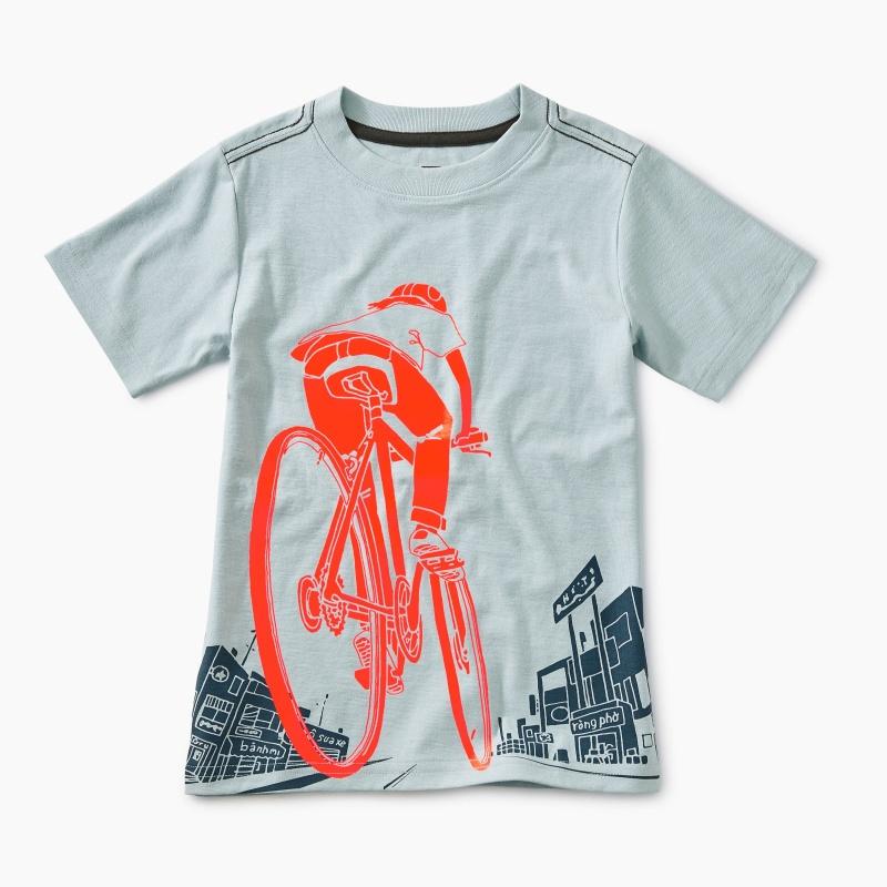 Street Bike Graphic Tee