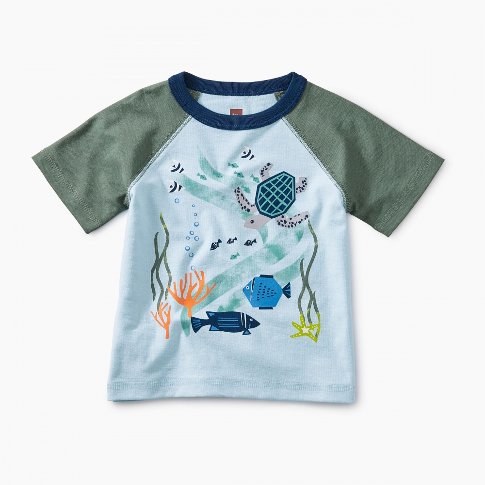Great Barrier Reef Graphic Tee