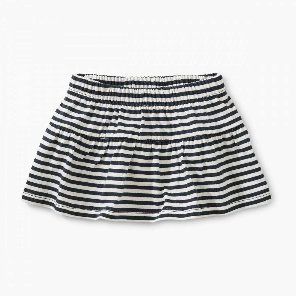 Striped Ruffled Bloomers
