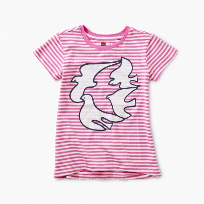 Peace Doves Graphic Tee