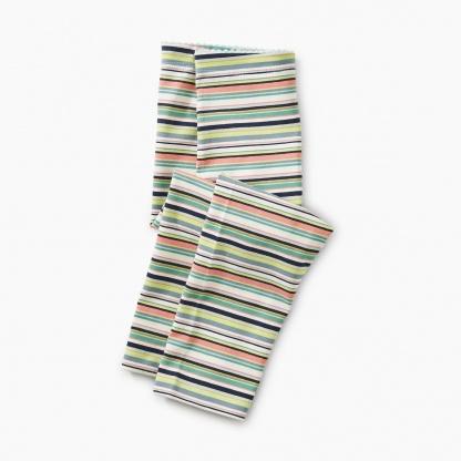 Multistripe Baby Leggings