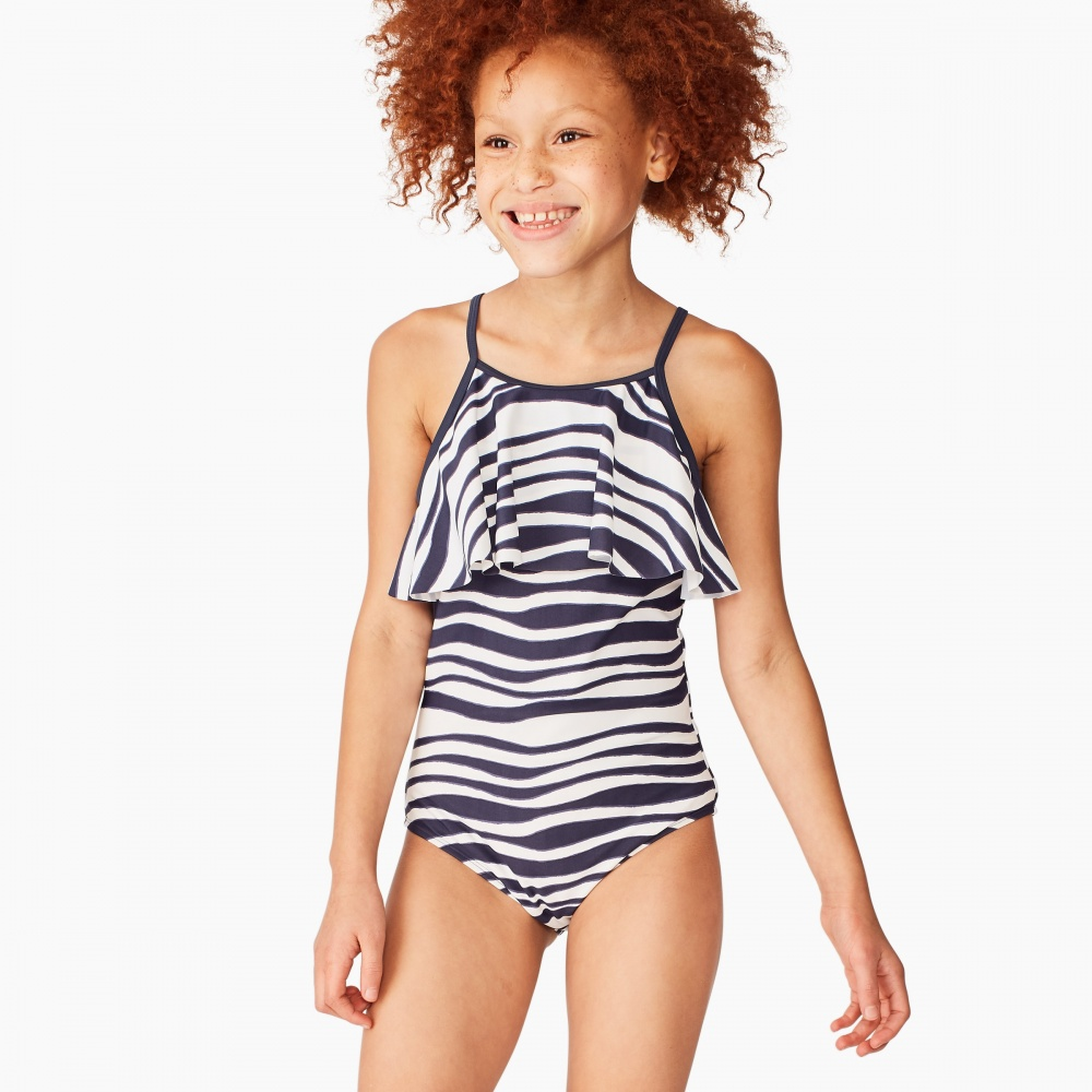 Ruffle One-Piece