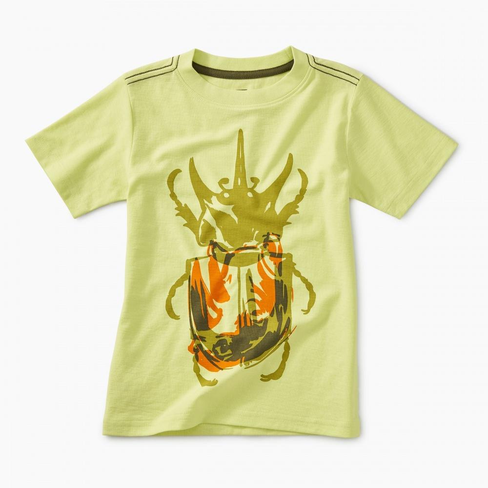 Rhino Beetle Graphic Tee