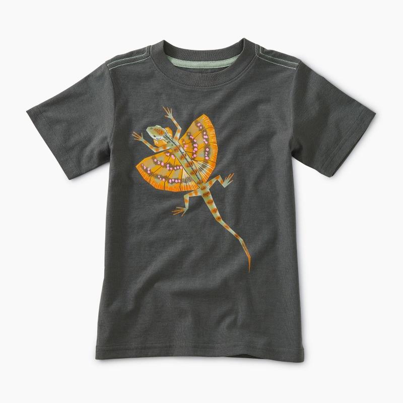 Glider Lizard Graphic Tee