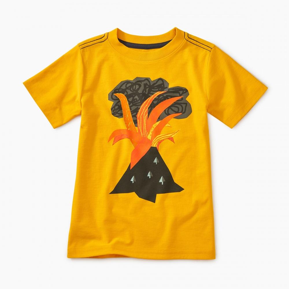 Volcano Graphic Tee