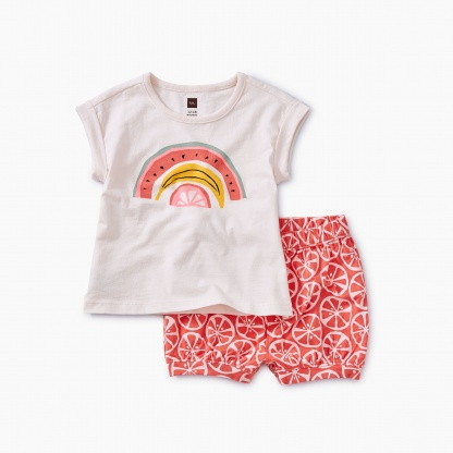 7b9855746 New Arrivals of Trendy Baby Clothes   Tea Collection