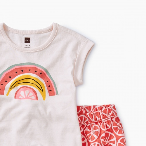 Rainbow Fruit Baby Set