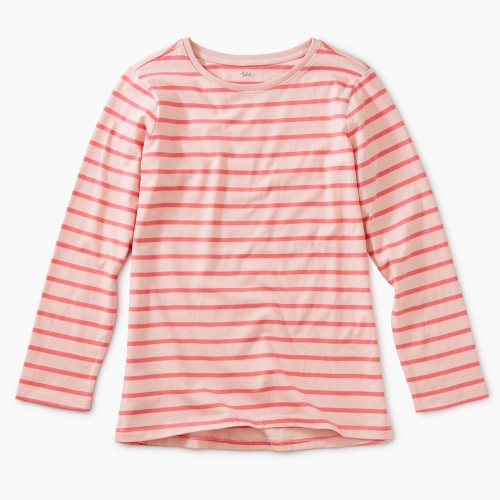 Striped Layering Tee