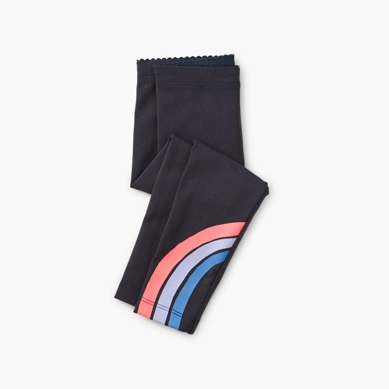 Rainbow Graphic Baby Leggings