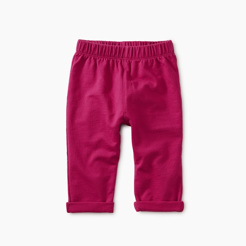 Solid Knit Baby Pant