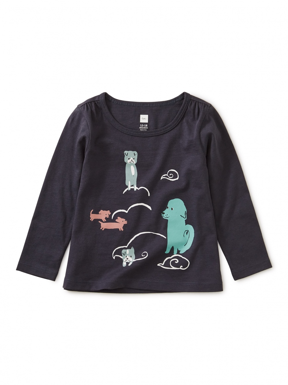 Animal Clouds Graphic Tee