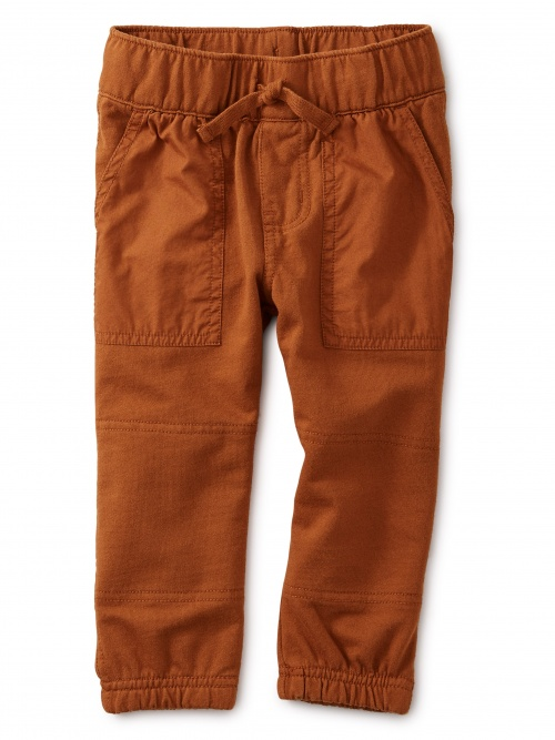 Baby Woven Patch Pocket Joggers