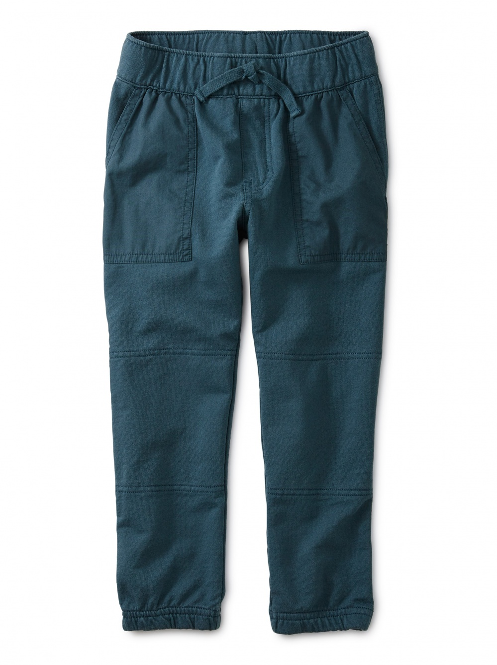 Woven Patch Pocket Joggers