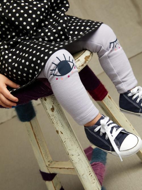 Catch-a-Wink Cozy Baby Leggings