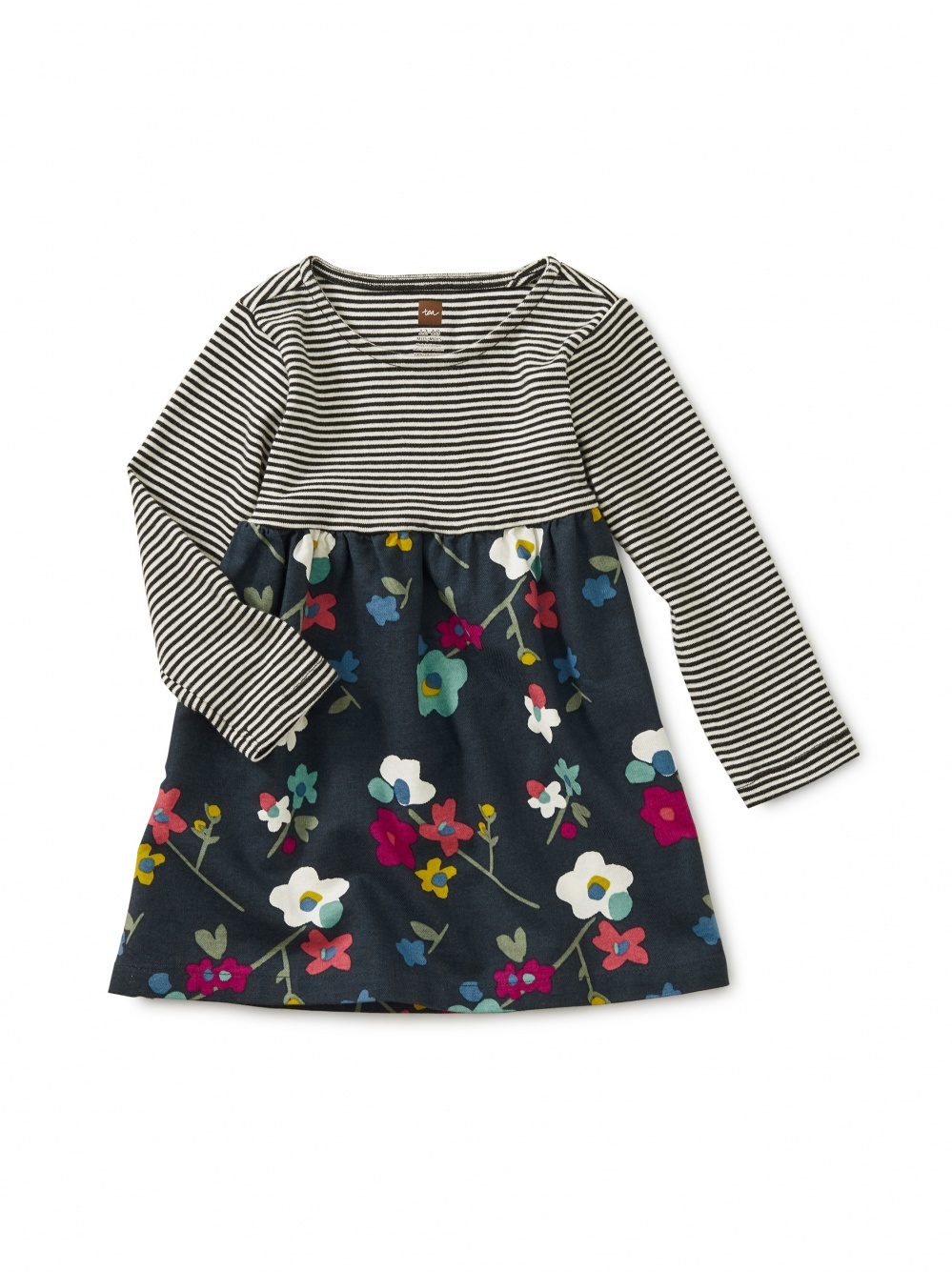 Two-Tone Baby Dress