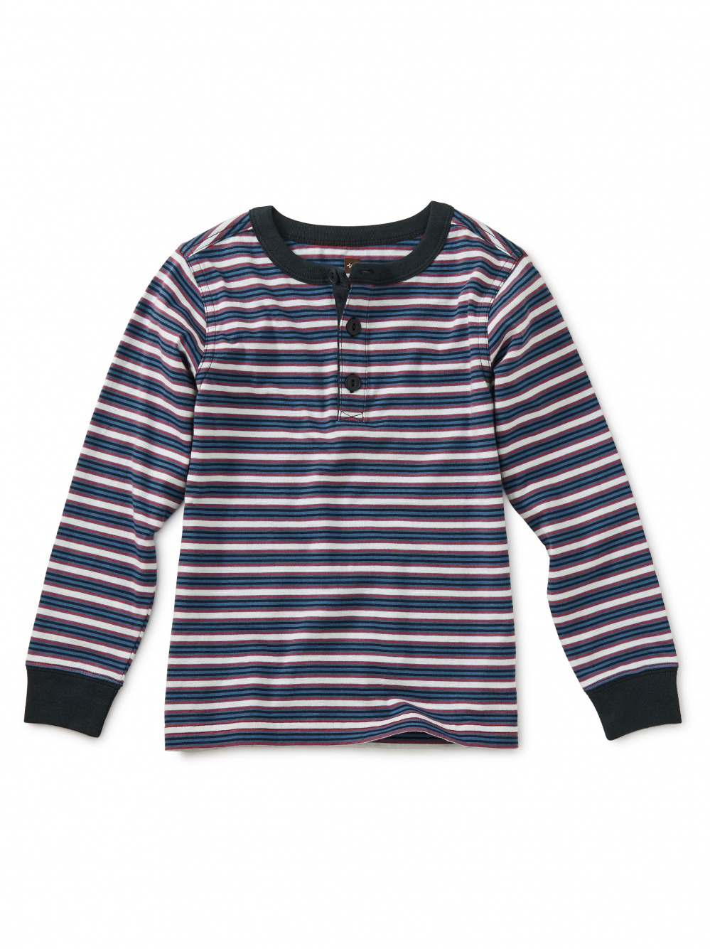 Striped Henley