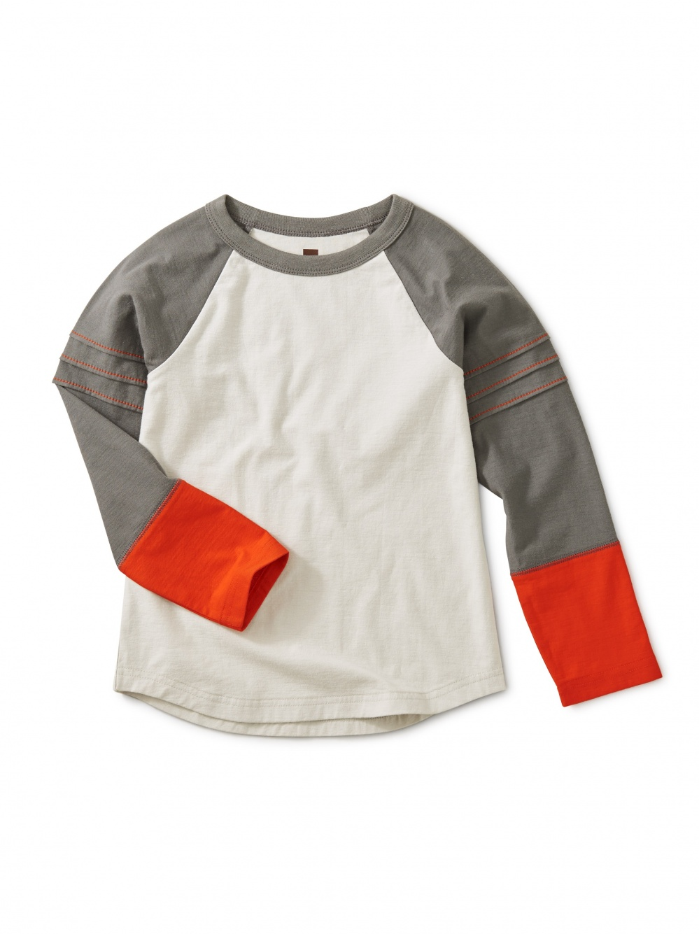 Explorer Colorblock Raglan Top