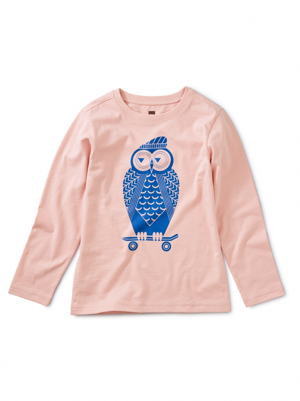 Skater Owl Graphic Tee