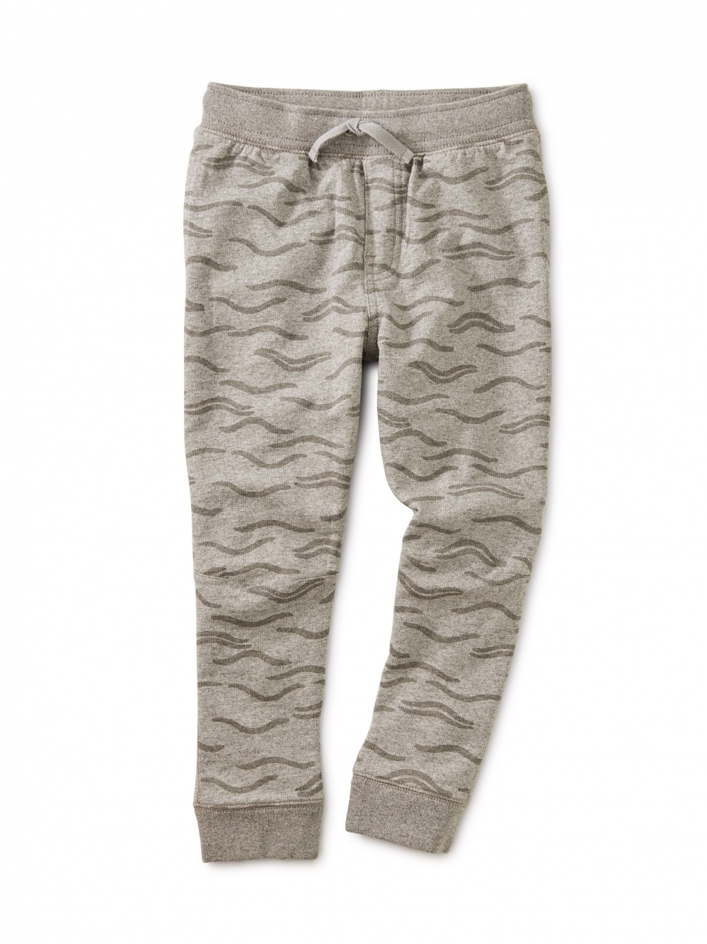 Printed French Terry Joggers