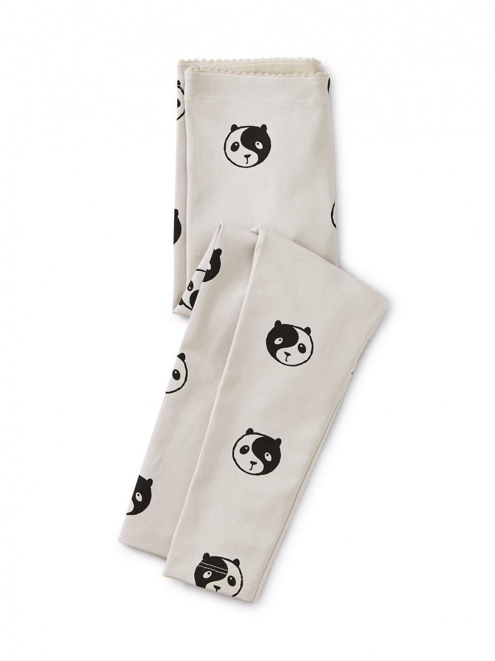 Yin Yang Panda Leggings
