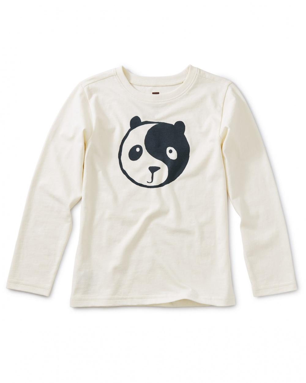 Yin Yang Panda Graphic Tee