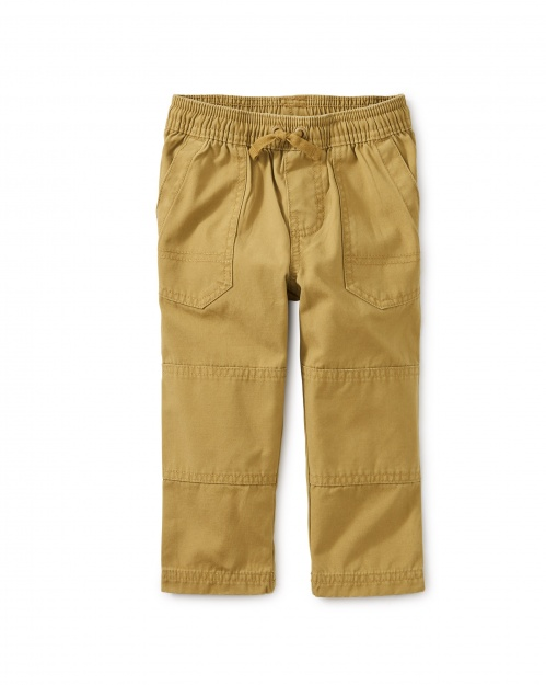Canvas Explorer Baby Pants