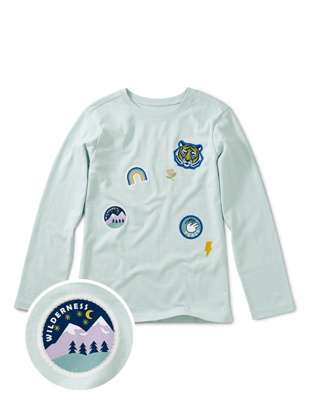 Patch It Up Graphic Tee