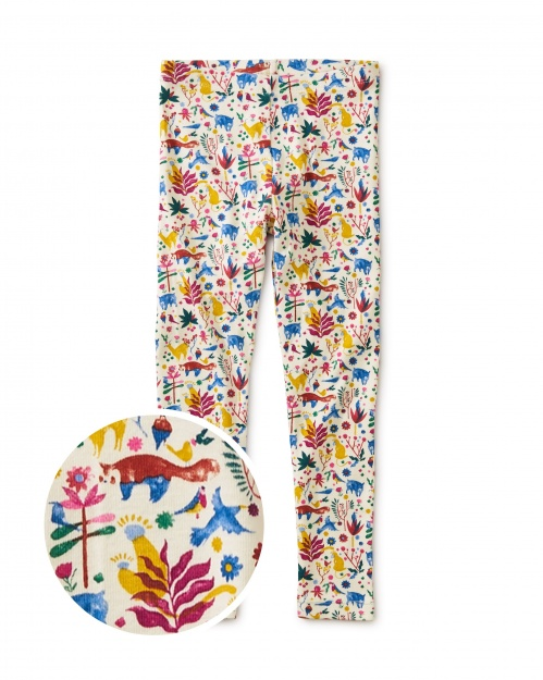 Mountain Menagerie Leggings